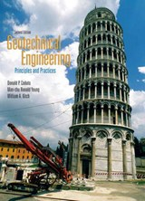 Geotechnical Engineering | Coduto, Donald P. ; Yeung, Man-chu Ronald ; Kitch, William A. |