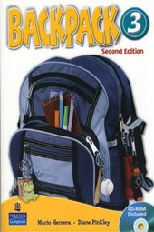 Backpack 3 Workbook with Audio CD