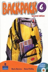 Backpack 6 Workbook with Audio CD