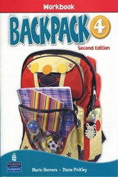 Backpack 4 Workbook with Audio CD