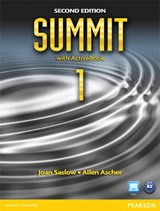 Summit 1 with Activebook | Joan M. Saslow |