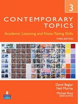 Contemporary Topics | Beglar, David ; Murray, Neil |