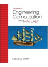 Engineering Computation with MATLAB | David M. Smith |