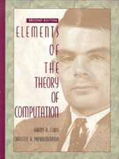 Elements of the Theory of Computation | Lewis, Harry R. ; Papadimitriou, Christos H. |