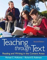 Teaching through Text | Mckenna, Michael C. ; Robinson, Richard D. |