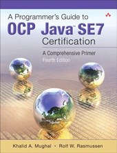 A Programmer's Guide to Java Se 8 Oracle Certified Associate Oca