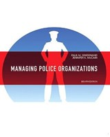 Managing Police Organizations | Paul M. Whisenand |