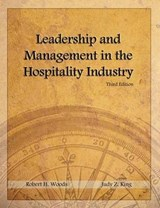 Leadership and Management in the Hospitality Industry | Robert H. Woods |