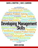 Developing Management Skills | Whetten, David A. ; Cameron, Kim S. |