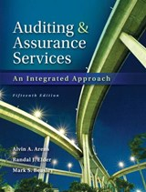 Auditing and Assurance Services and New Myaccountinglab with Etext -- Access Card Package | Alvin A. Arens |