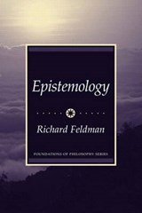 Epistemology | Richard Feldman |