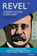Revel for American Stories Access Card | H. W. Brands |