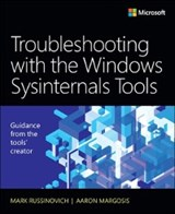 Troubleshooting with the Windows Sysinternals Tools | Mark E. Russinovich ; Aaron Margosis |