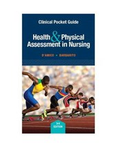 Clinical Pocket Guide for Health & Physical Assessment in Nu