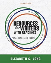 Resources for Writers With Readings + Mywritinglab With Pearson Etext | Elizabeth C Long |