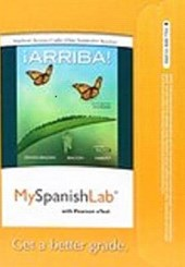 Iarriba! MySpanishLab with Pearson eText Access Code