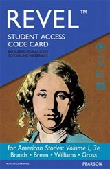 American Stories Access Card | H. W. Brands |