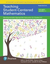 Teaching Student-Centered Mathematics | John a. Van De Walle |