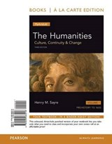 The Humanities | Henry M Sayre |