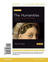 Humanities, The, Volume 2 Alc and Revel AC Humanitiies V2 Package