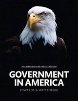 Government in America | Edwards, George C., Iii ; Wattenberg, Martin P. |