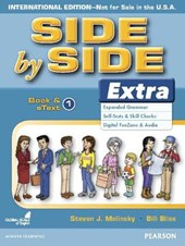 Side by Side Extra Book & Etext 1 (International)