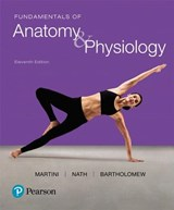 Fundamentals of Anatomy & Physiology | Martini, Frederic H., Ph.D. ; Nath, Judi L., Ph.D. ; Bartholomew, Edwin F. |