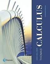 Thomas' Calculus | Thomas, George B., Jr. |