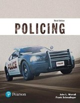 Policing (Justice Series), Student Value Edition | John L. Worrall |