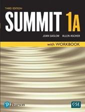 Summit Level 1 Student Book/Workbook Split a