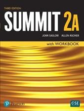 Summit Level 2 Student Book/Workbook Split A