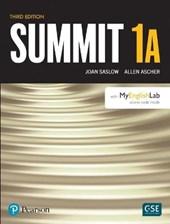 Summit Level 1 Student Book Split A W/ Myenglishlab