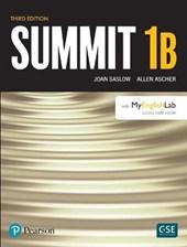 Summit Level 1 Student Book Split B W/ Myenglishlab