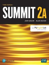 Summit Level 2 Student Book Split A W/ Myenglishlab | Joan Saslow |
