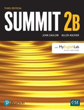 Summit Level 2 Student Book Split B W/ Myenglishlab