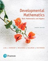 Developmental Mathematics | Margaret L. Lial |
