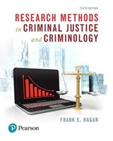 Research Methods in Criminal Justice and Criminology | Frank E. Hagan |