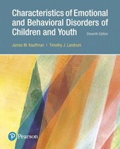 Characteristics of Emotional and Behavioral Disorders of Children and Youth Pearson Etext Access Card