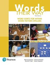 Word Sorts for Within Word Pattern Spellers