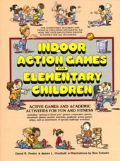 Indoor Action Games for Elementary Children