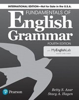 Fundamentals of English Grammar | Azar, Betty S. ; Hagen, Stacy A. |