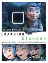 Learning Blender | Oliver Villar |