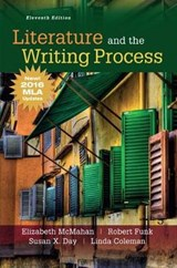 Literature and the Writing Process | Elizabeth McMahan |