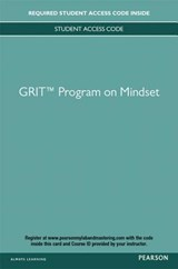 Grit(tm) Program on Mindset -- Standalone Access Card | Paul G. Stoltz |