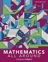 Mathematics All Around MyLab Math Access Code | Thomas Pirnot |