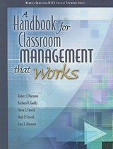 A Handbook for Classroom Management That Works | The Ascd |