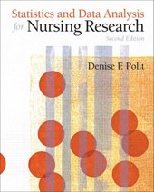 Statistics and Data Analysis for Nursing Research | Polit, Denise F. ; Lake, Eileen |