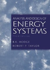 Analysis and Design of Energy Systems