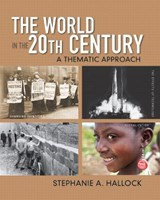 The World in the 20th Century | Stephanie A. Hallock |