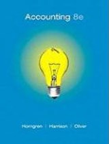 Accounting: Chapters 1-14 | Charles T. Horngren |